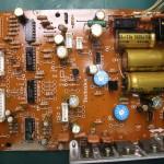 Technics(テクニクス) SP-10mk3 電源基板(表) 修理後