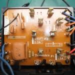 Technics(テクニクス) SP-10mk3 ヒューズ基板(表) 修理後