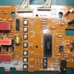 Technics(テクニクス) SP-10mk3 オペレーション基板(表) 修理後