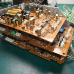 Technics(テクニクス) SP-10mk3 コントロールユニット 修理後