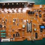 Technics(テクニクス) SP-10mk3 駆動基板(表)修理後