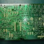 Technics(テクニクス) SP-10mk3 駆動基板(裏)修理後