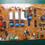 Technics(テクニクス) SP-10mk3 コントロール基板(表)修理後