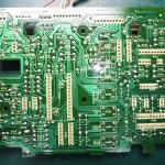 Technics(テクニクス) SP-10mk3 操作基板(裏)修理後