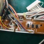 Technics(テクニクス) SP-10mk3 コネクション基板(表)修理後