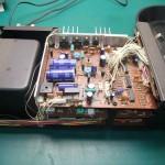 Technics(テクニクス) SP-10mk3 修理前のコントロールユニット内部