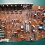 Technics(テクニクス) SP-10mk3 修理前 ドライブ基板(表)