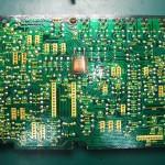 Technics(テクニクス) SP-10mk3 修理前 ドライブ基板(裏)