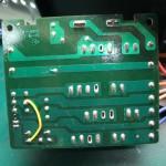 Technics(テクニクス) SP-10mk3 修理前 ヒューズ基板(裏)