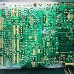Technics(テクニクス) SP-10mk3 修理後 電源基板(裏)