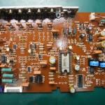 Technics(テクニクス) SP-10mk3 修理後 ドライブ基板(表)