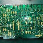 Technics(テクニクス) SP-10mk3 修理後 ドライブ基板(裏)