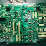 Technics(テクニクス) SP-10mk3 修理後 オペレーション基板(裏)