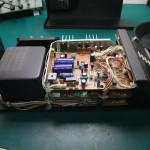 Technics(テクニクス) SP-10mk3 コントロールユニット内部(修理前)