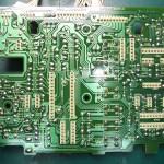 Technics(テクニクス) SP-10mk3 オペレーション基板(修理後:裏)