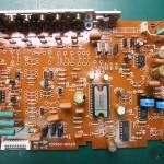 Technics(テクニクス) SP-10mk3 ドライブ基板(修理後:表)