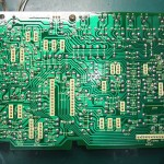 Technics(テクニクス) SP-10mk3 ドライブ基板(修理後:裏)