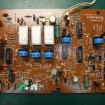 Technics(テクニクス) SP-10mk3 制御基板(修理後:表)