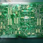 Technics(テクニクス) SP-10mk3 制御基板(修理後:裏)
