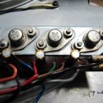 SP-10 OH後 パワートランジスタ部表面