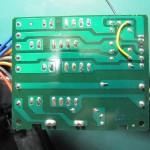 Technics(テクニクス) SP-10 MK3 ヒューズ回路基板 OH後(半田面)