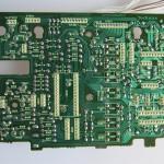 Technics(テクニクス) SP-10 MK3 オペレーション回路基板 OH後(半田面)