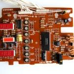 Technics(テクニクス) SP-10 MK3 オペレーション回路基板 OH後(部品面)