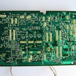 Technics(テクニクス) SP-10 MK3 コントロール回路基板 OH後(半田面)