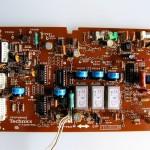 Technics(テクニクス) SP-10 MK3 コントロール回路基板 OH後(部品面)