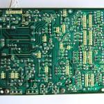 Technics(テクニクス) SP-10 MK3 電源・オペレーション回路基板 OH後(半田面)