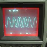 Technics(テクニクス) SP-10mk3 不安定動作時のFG信号波形