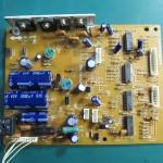 Technics(テクニクス) SP-10mk3 電源・オペレーション回路基板 OH前(表)