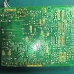 Technics(テクニクス) SP-10mk3 電源・オペレーション回路基板 OH前(裏)