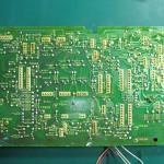 Technics(テクニクス) SP-10mk3 コントロール回路基板 OH前(裏)