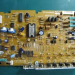 Technics(テクニクス) SP-10mk3 ドライブ回路基板 OH前(表)