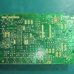 Technics(テクニクス) SP-10mk3 ドライブ回路基板 OH前(裏)