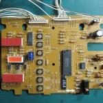 Technics(テクニクス) SP-10mk3 オペレーション回路基板 OH前(表)