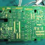 Technics(テクニクス) SP-10mk3 オペレーション回路基板 OH前(裏)