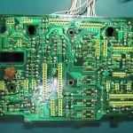Technics(テクニクス) SP-10mk3 オペレーション基板 OH前(裏)