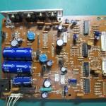 Technics(テクニクス) SP-10mk3 電源・オペレーション基板 OH前(表)