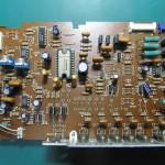 Technics(テクニクス) SP-10mk3 ドライブ基板 OH前(表)