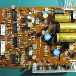 Technics(テクニクス) SP-10mk3 電源・オペレーション基板 OH後(表)