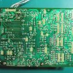 Technics(テクニクス) SP-10mk3 電源・オペレーション基板 OH後(裏)