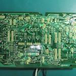Technics(テクニクス) SP-10mk3 コントロール基板 OH後(裏)