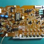 Technics(テクニクス) SP-10mk3 ドライブ基板 OH後(表)