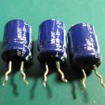 Technics(テクニクス) SP-10mk3 液漏れした電解コンデンサ
