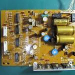 Technics(テクニクス) SP-10mk3 電源・オペレーション回路基板 OH後(表)