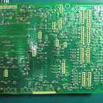 Technics(テクニクス) SP-10mk3 電源・オペレーション回路基板 OH後(裏)