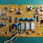 Technics(テクニクス) SP-10mk3 コントロール回路基板 OH後(表)