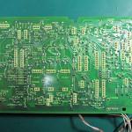 Technics(テクニクス) SP-10mk3 コントロール回路基板 OH後(裏)